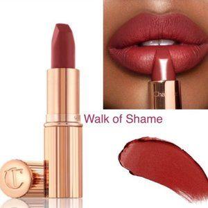 Charlotte Tilbury Lipstick Walk of Shame